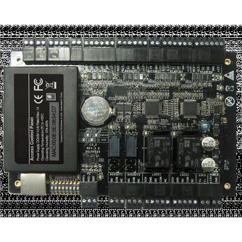 Controladora Acesso RFID 2 Portas C3-200 ZK