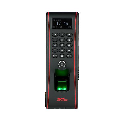 Controlador BIO+Teclado IP65 TF1700 ZK