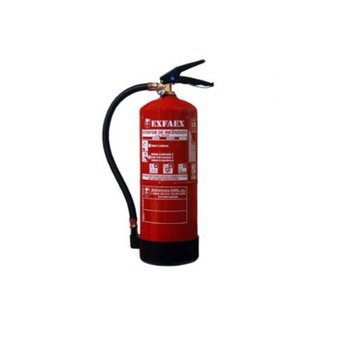 Extintor Pó Químico ABC 2KG