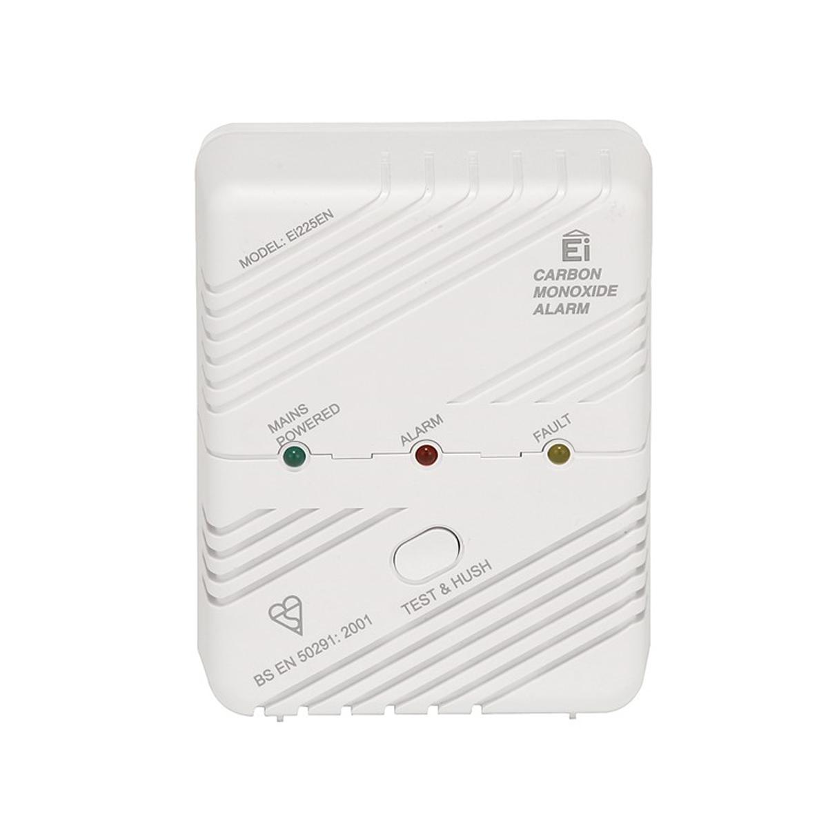 CO Alarm Ref. EI207