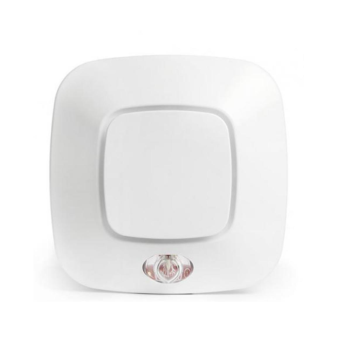 Sirene Exterior c/ Flash e Voz IP65