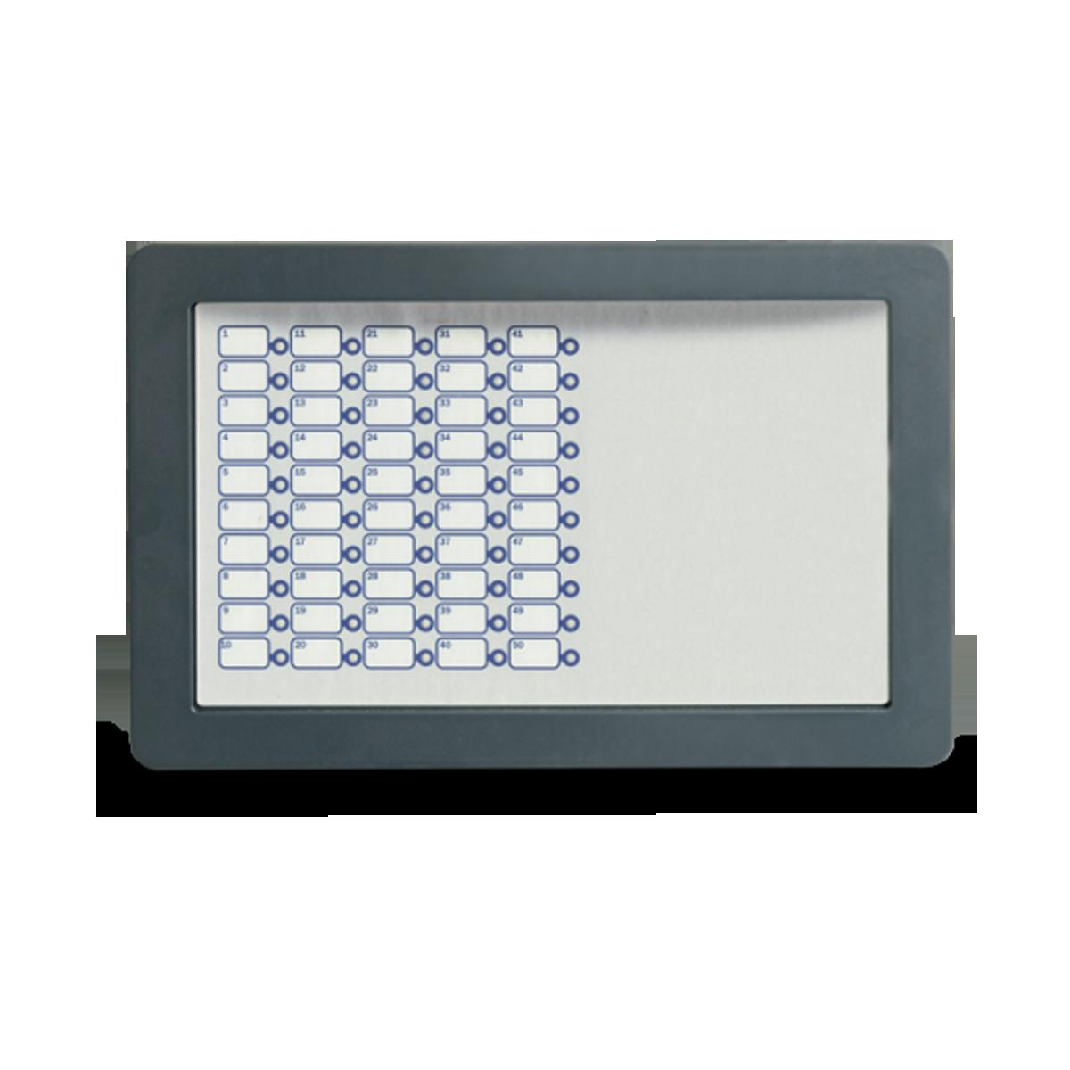 Módulo Frontal de LEDS