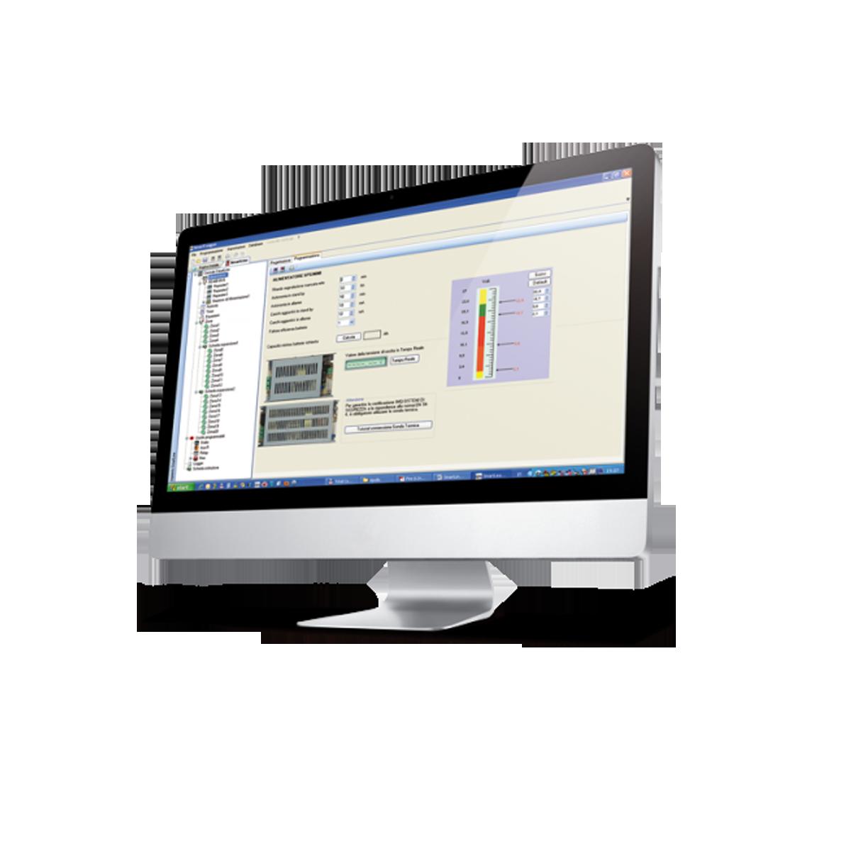 Software de programação dispositivos
