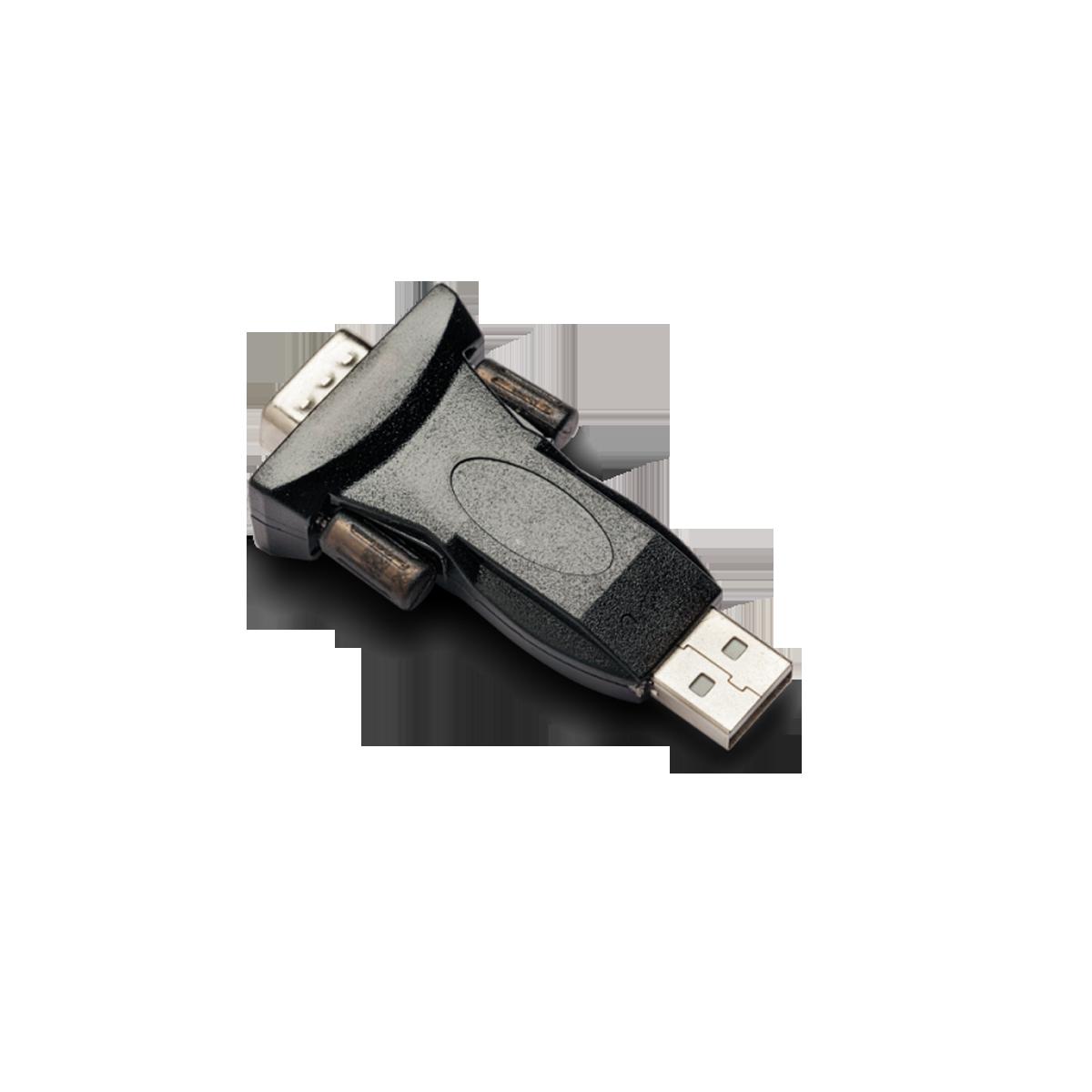 Adaptador USB/RS232 para programação