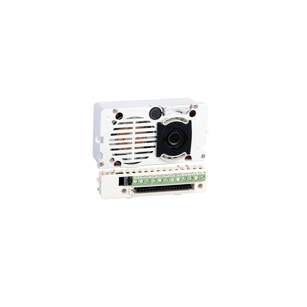 Câmera a cores para sistemas 2 fios