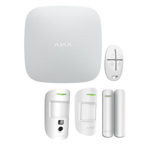 Kit 8 HUB2 - WHITE AJAX