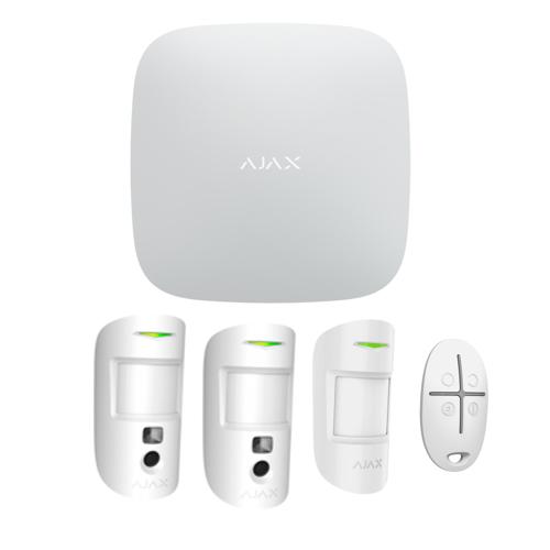 Kit 9 HUB2 - WHITE AJAX