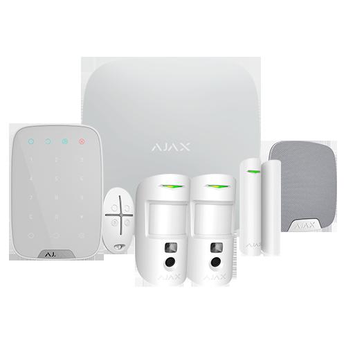 Kit 10 HUB 2 - WHITE AJAX
