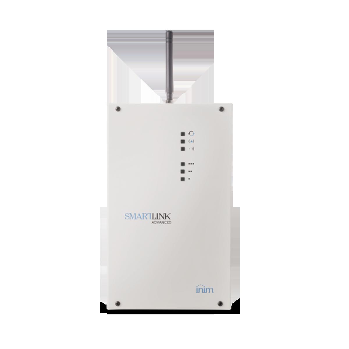 Transmissor PSTN e GSM/GPRS em Caixa INIM