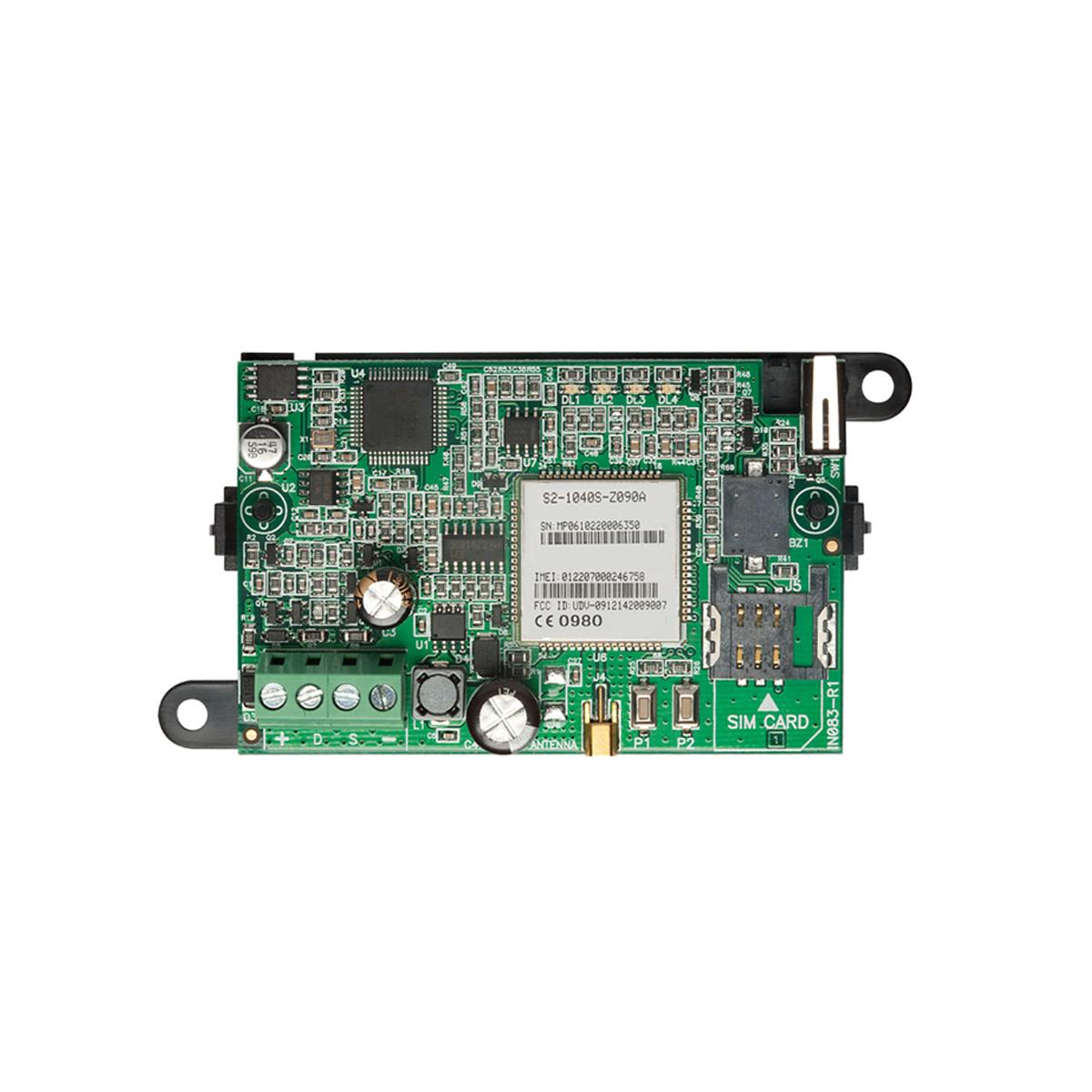 Transmissor GSM/GPRS em BUS INIM