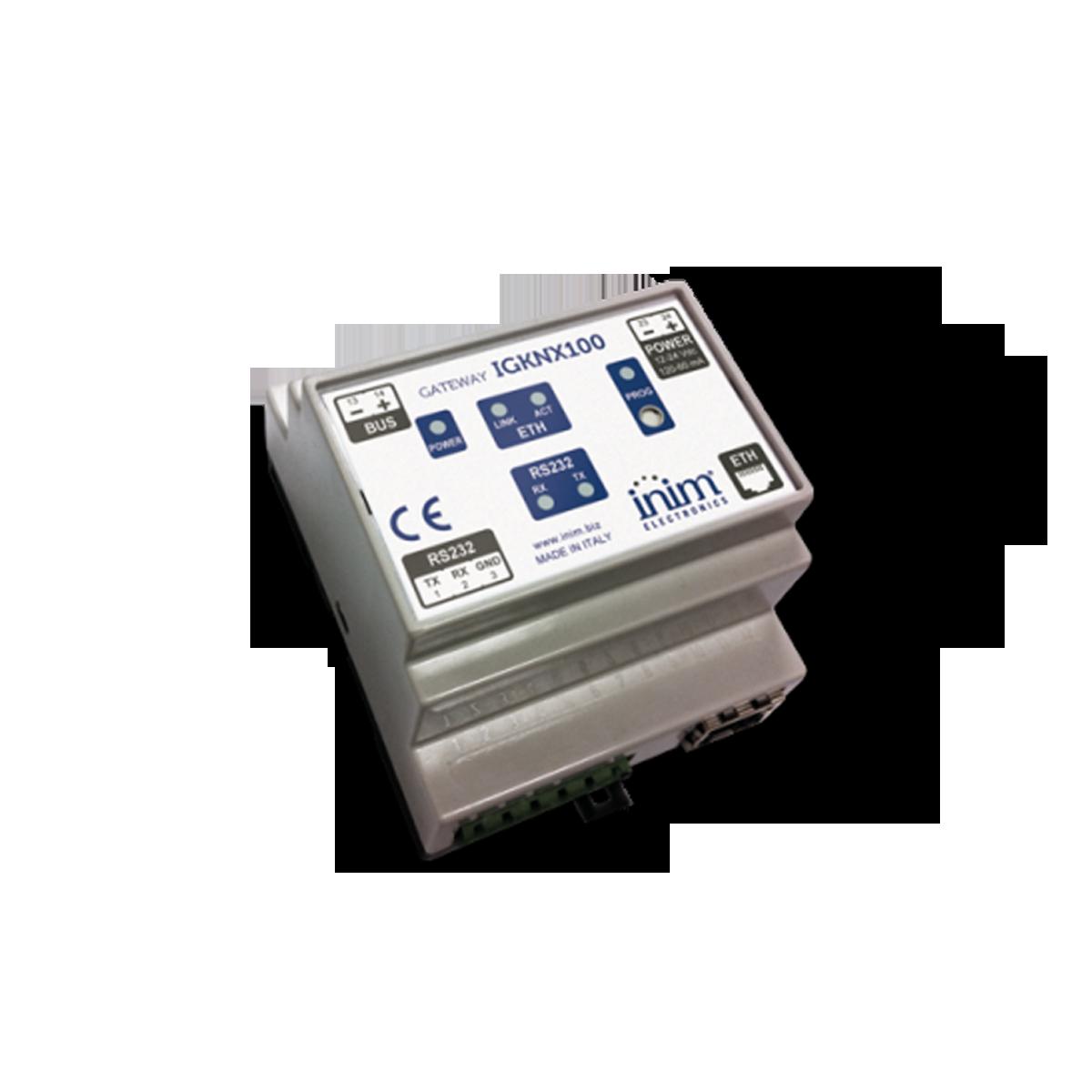 Comunicador KNX para Smartliving INIM