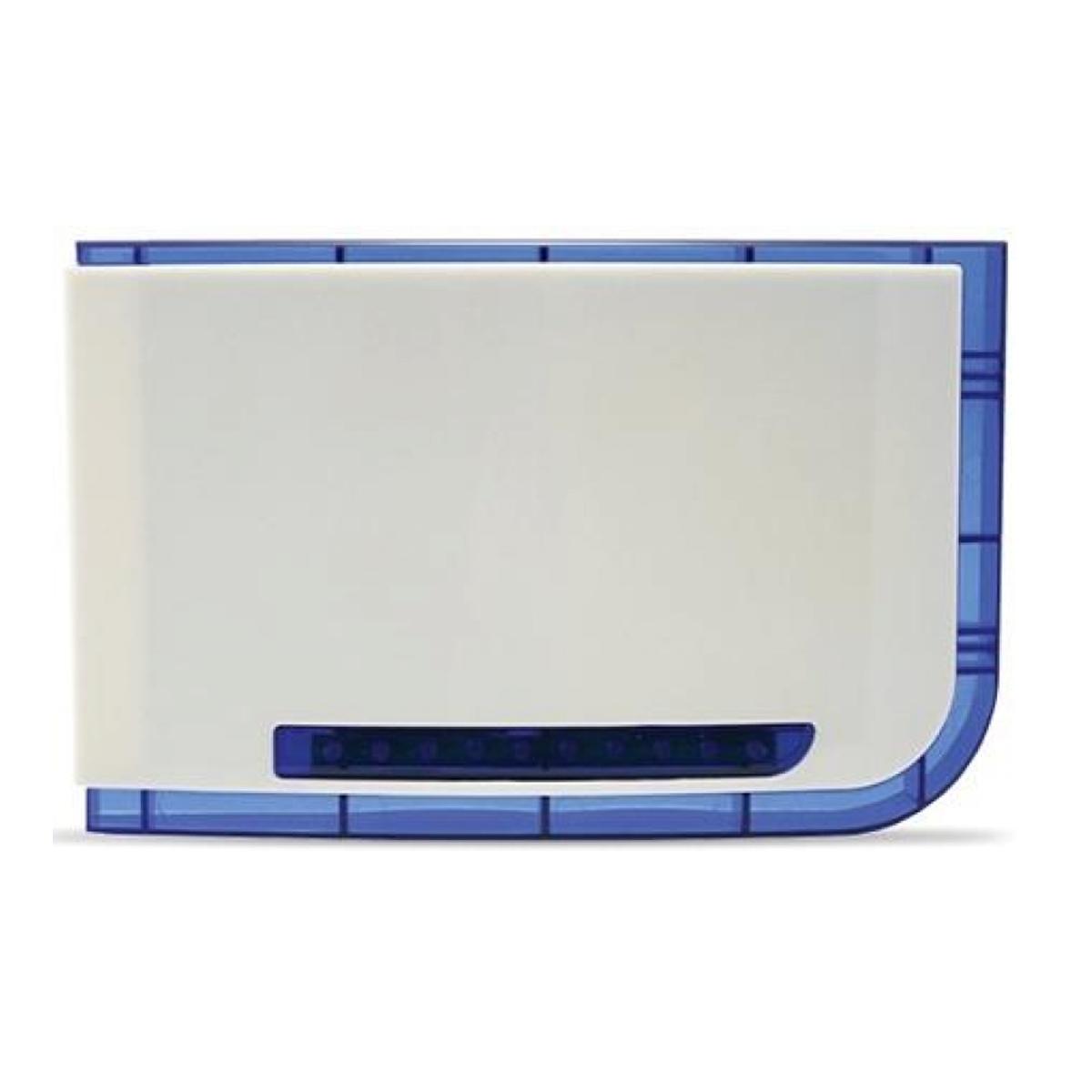 Sirene Exterior XTEC BRANCA/AZUL G3