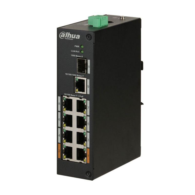 Switch 8 Portas POE PFS3110-8ET-96