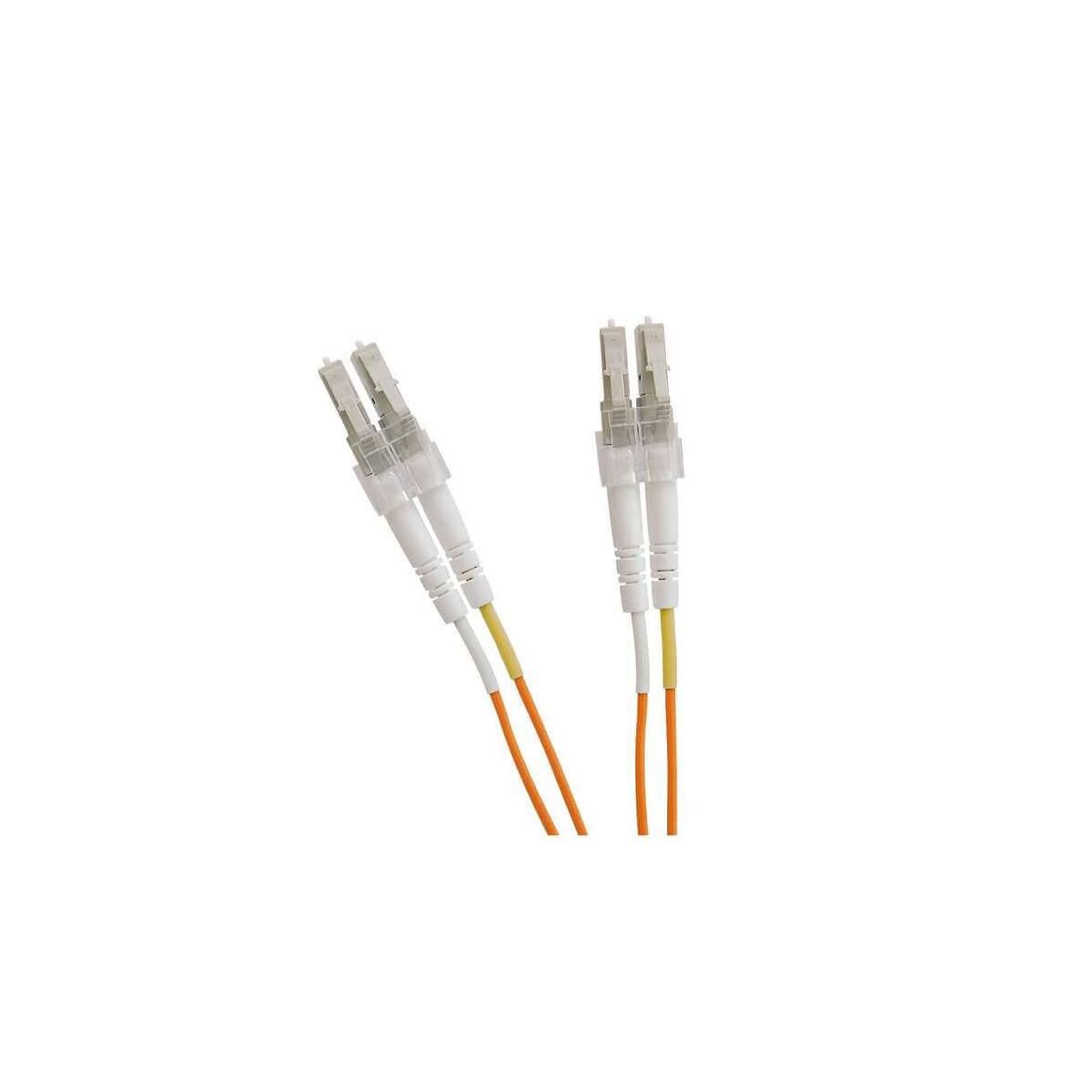 EXCEL OM2 3M LC-LC DUPLEX P/LEAD 50/125