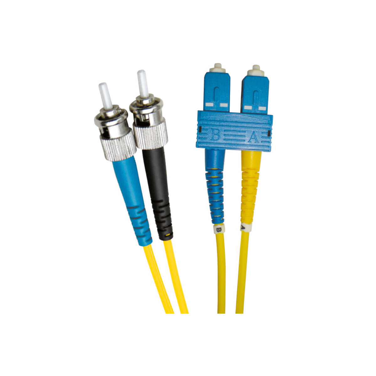 EXCEL OS2 15M SC-ST DUPLEX PATCH LEAD 9/125