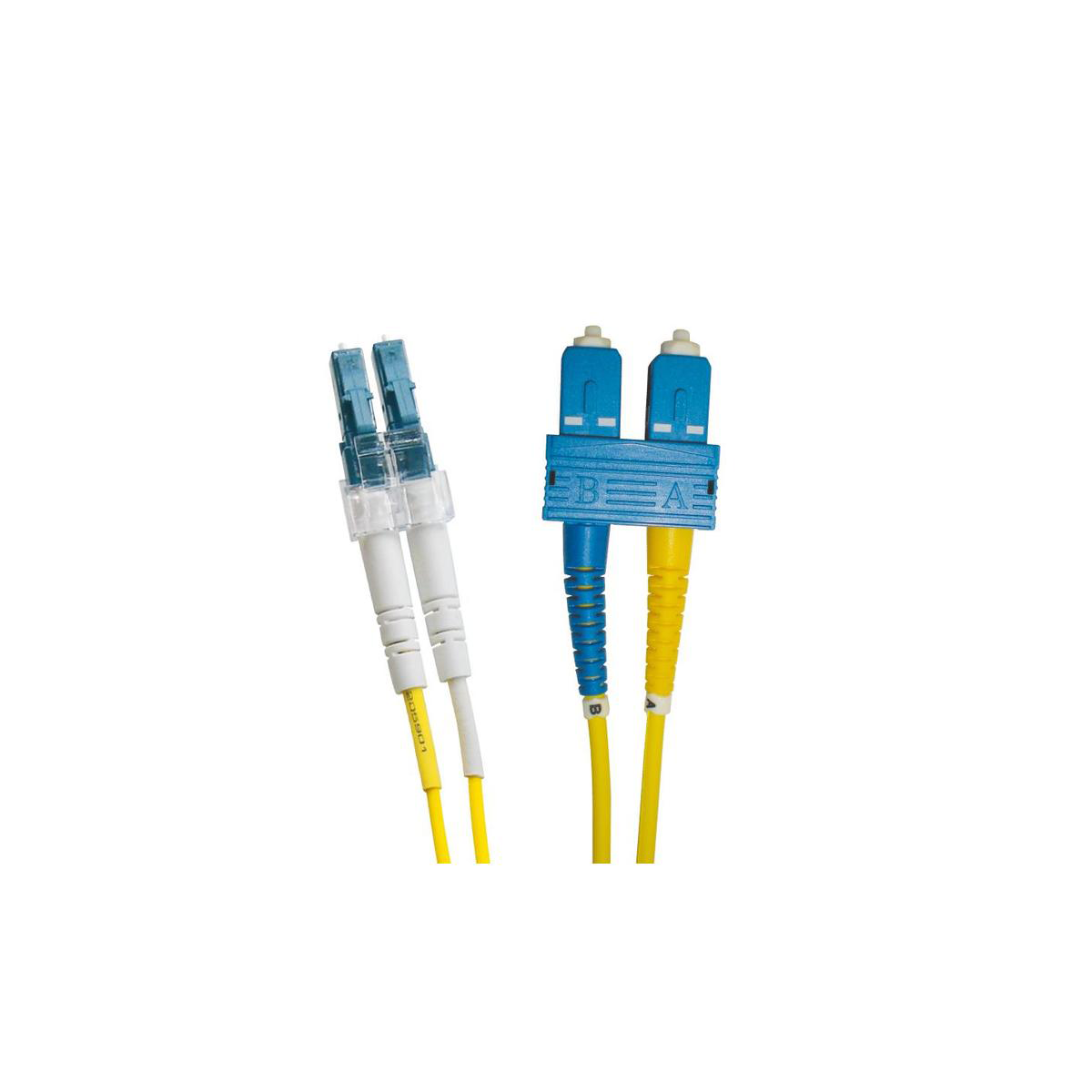 EXCEL OS2 3M LC-SC DUPLEX P/LEAD 9/125