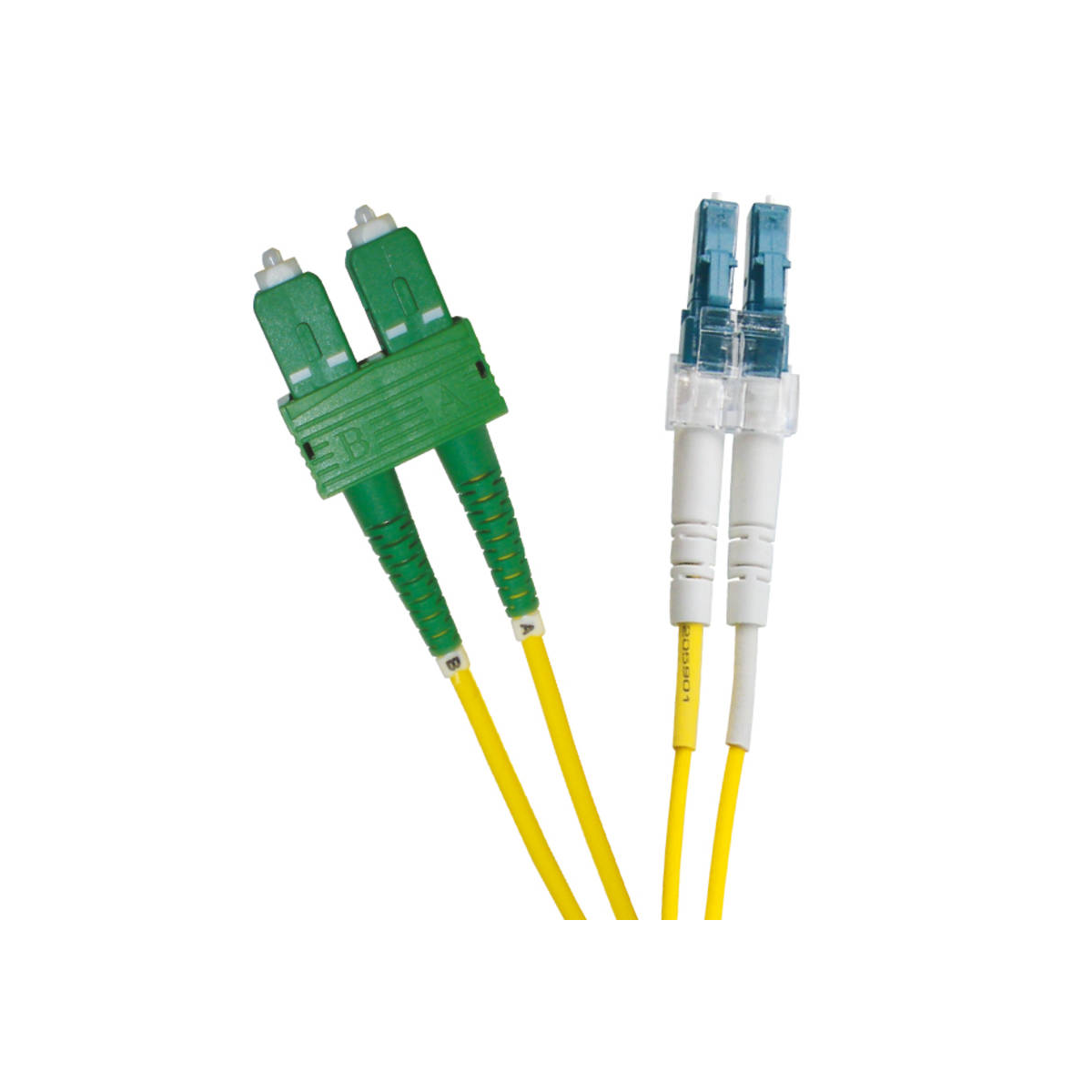 EXCEL OS2 1M LC-SCAPC DUPLEX P/LEAD 9/125