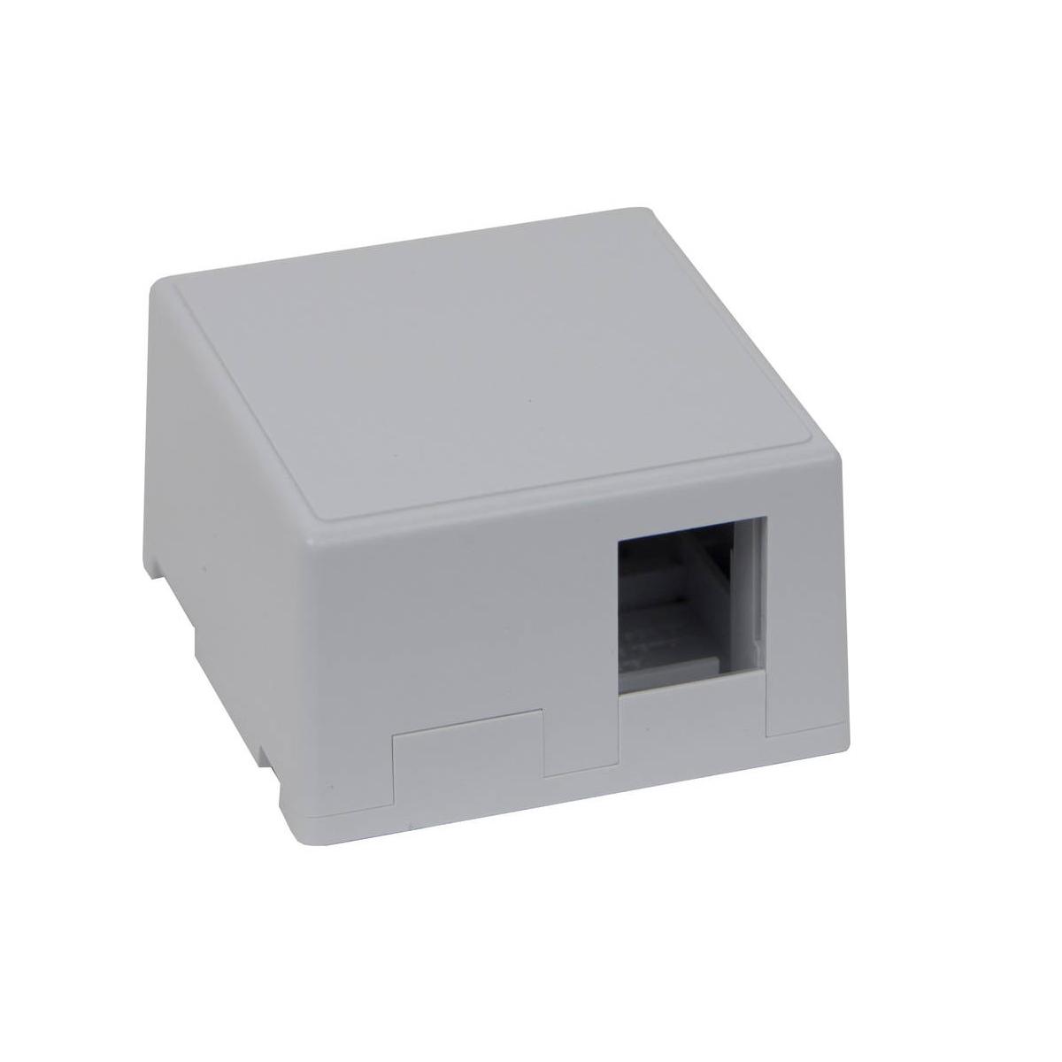 Exel 1 e 2 Portas Keystone Surface Mont Box