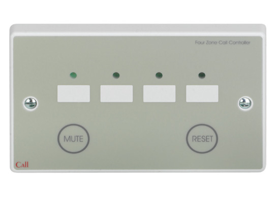 Controlador de Chamadas 4 Zonas NC944 CTEC