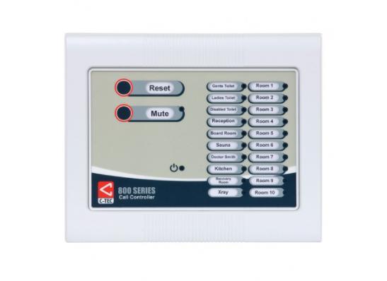 Controlador de Chamadas 10 Zonas NC910F CTEC
