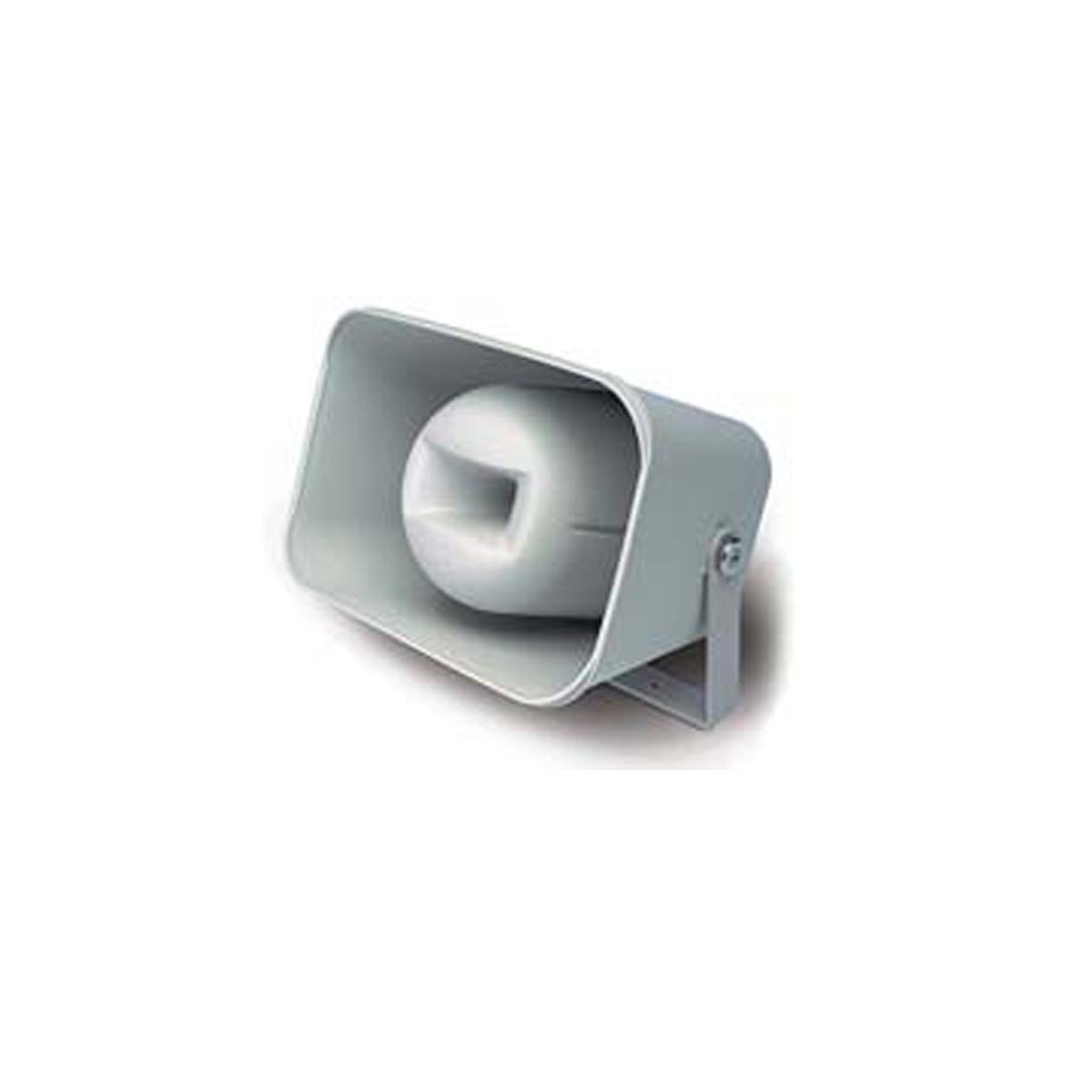 Altifalante rectangular de 40W em polipropileno